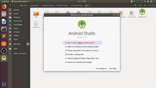 Install Android Studio (3.1.3) Step By Step Process [Hindi] on ubuntu 18.04 / 16.04