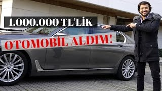 1 milyon TL 39 lik otomobil aldım Vlog 9