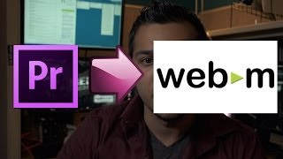 Export WebM from Adobe Premiere Pro thumbnail