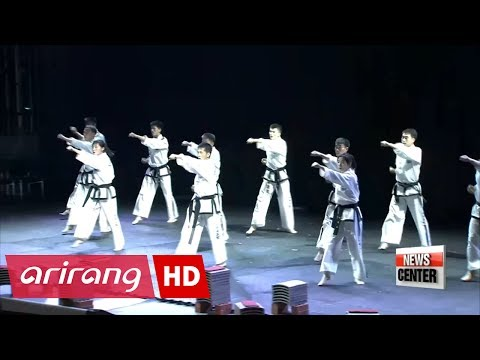 N. Korean Taekwondo team performs in Seoul among fervent local support
