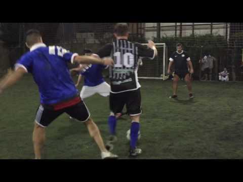Frappe Vs Dep. Seirin (T36 Copa F. Hierro)