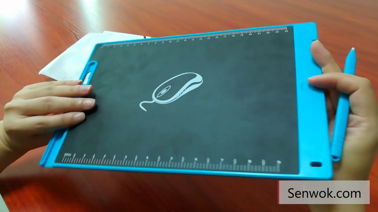 Senwok lcd writing tablet 8.5/10/12 Inch office Whiteboard Bulletin ...