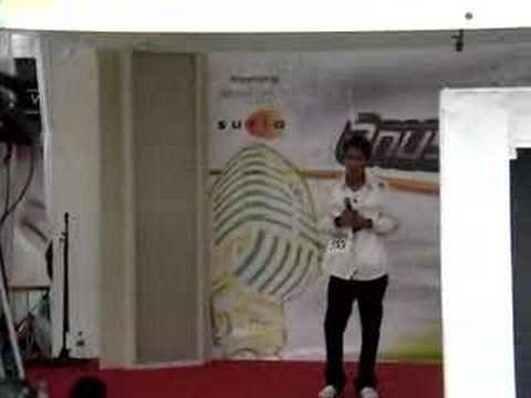 anugerah 2007 audition sudiman