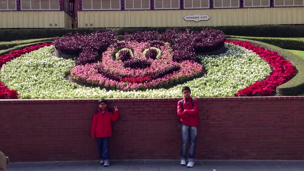 Hong Kong Disneyland Youtube