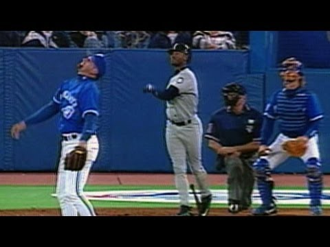 Griffey Jr.'s tape-measure SkyDome blast