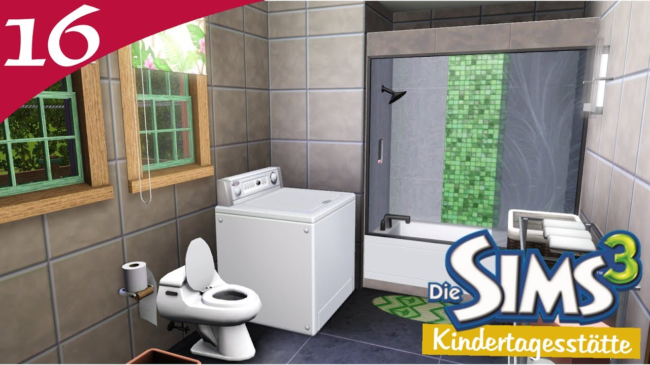 hausbau reihe 4 16 kita let 39 s build sims 3 haus youtube. Black Bedroom Furniture Sets. Home Design Ideas