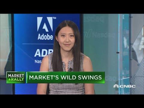 Don't hit panic button during wild market swings: Credit Suisse's Mandy Xu