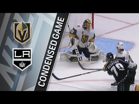02/26/18 Condensed Game: Golden Knights @ Kings