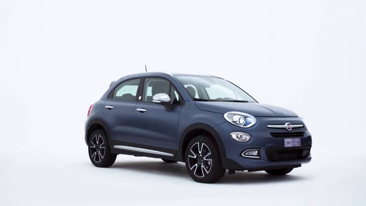 the new fiat 500l and 500x mirror android auto youtube. Black Bedroom Furniture Sets. Home Design Ideas
