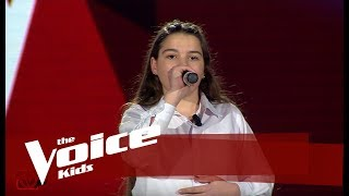 Alda - Fight Song | Audicionet e Fshehura | The Voice Kids Albania 2019