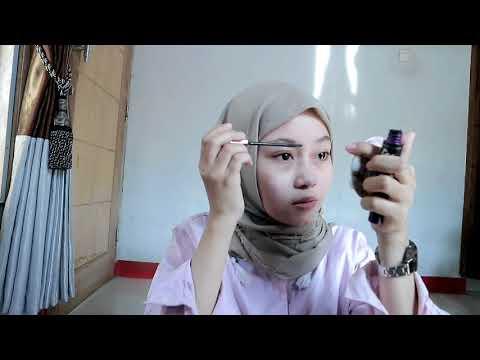 Tutorial Makeup untuk foto/selfie