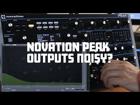 MUFF WIGGLER :: View topic - Novation Peak 8-Voice