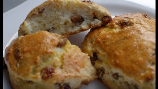 Юлия Высоцкая — Английские сливочные  булочки к чаю