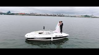 Свадебное платье трансформер для прекрасной невесты, DIY