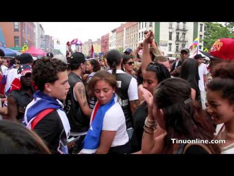 Puerto Rican Day Festival, Harlem 2013