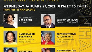 The First 100 Days Virtual Town Hall