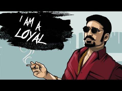 Iam A Loyal - Don'u Don'u | Awesome WhatsApp Status | Maari | Dhanush | Tamil | Miracle Brothers