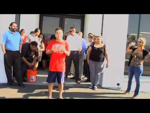 Allstar Kia ALS Ice Bucket Challenge   YouTube