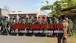 China's Digital Detox. A Life Reboot for Internet Gaming Addicts