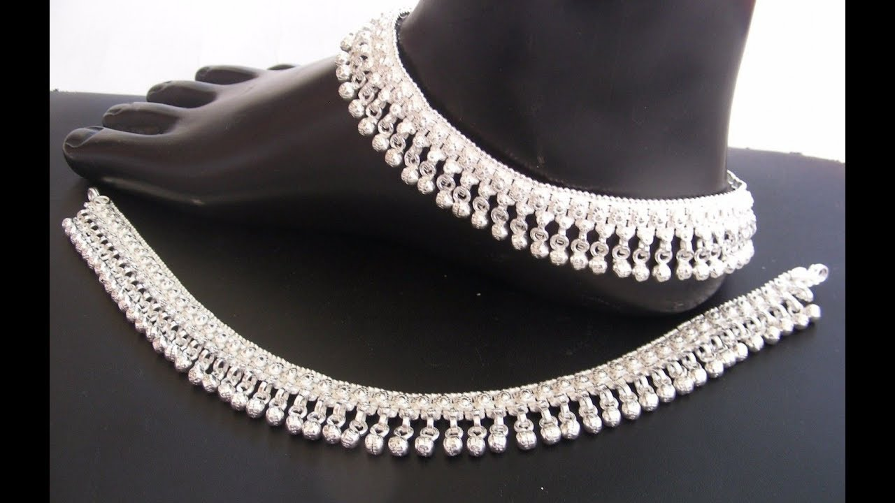 dp payals silver gupta buy women payal fancy for anklet anklets authentic