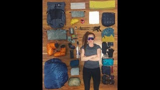 Appalachian Trail Gear