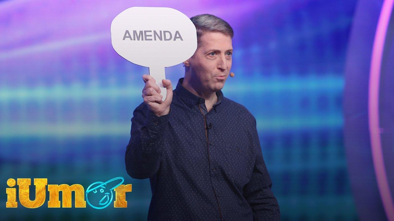 """CNA-ul a luat la roast iUmor-ul! Radu Herjeu: """"Am venit cu amenda!"""""""