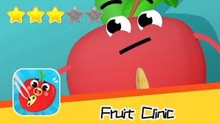 Fruit Clinic Walkthrough Food Doctor Simulator Recommend index three stars