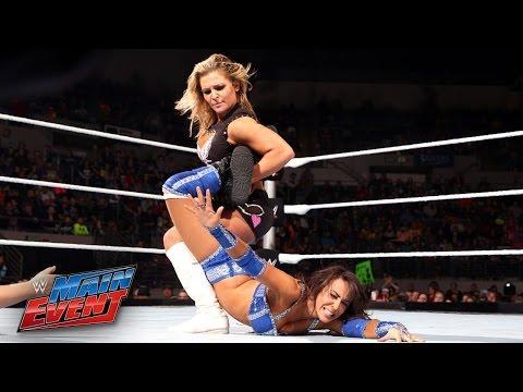 Natalya vs. Layla - WWE Main Event, November 25, 2014
