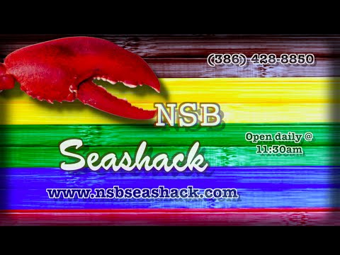 NSB Sea Shack, New Smyrna Beach, FL