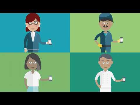 Desjardins mobile services - AccèsD Affaires