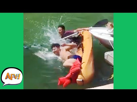 The OPPOSITE of a FUN TIME! 😂  | Funny Fails | AFV 2021