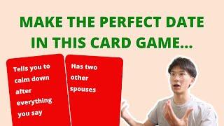 I made an online card game