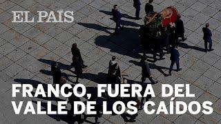 FRANCO EXHUMADO: Así ha sido la EXHUMACIÓN e INHUMACIÓN del DICTADOR