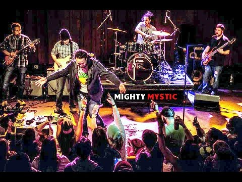 Mighty Mystic live at Paradise Rock Club 2015