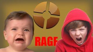Raging Kids Scream in Tf2