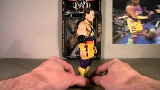 WWE Kona CRUSH Classic Superstars C.S #27 Action Figure Review HD.mpg