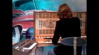 Jean Michel Jarré - Oxygene 4 (Toppop 4 June 1977)