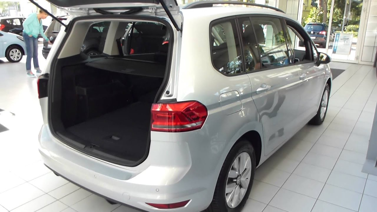 2015 vw touran exterior interior 1 4 tsi 150 hp see also playlist youtube. Black Bedroom Furniture Sets. Home Design Ideas