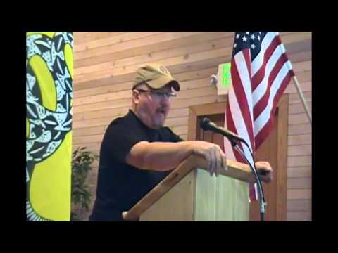 Boundary County Oath Keepers Meeting December 2014