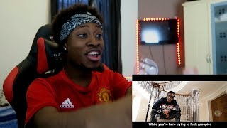 REACTING to VIKKSTAR - THE END - SIDEMEN DISS TRACK REPLY (Official Music Video)