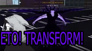 ROBLOX Ro-Ghoul: NEW VIDEO of the NEW ETO REVEALED! #NARUTO10K