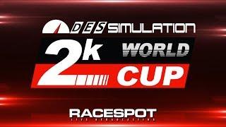 Skip Barber 2k World Cup | Round 10 at Monza