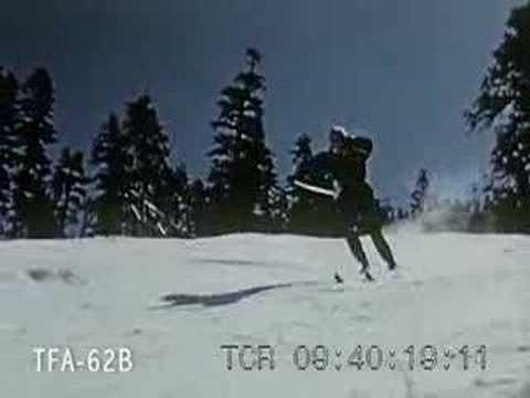 Edelweiss Ski Film 1950s