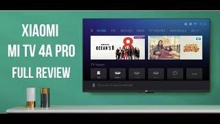 Xiaomi Mi TV4A Pro In-depth Review | Digit.in