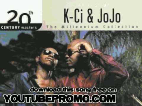 k-ci & jojo - Crazy - 20th Century Masters The Mille