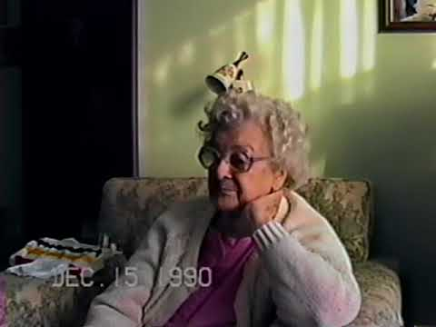 Veronica Laurin Gillies December 14 1990