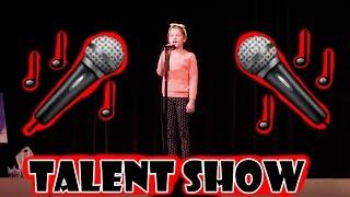 Talent Show 🎤 (WK 326.3) | Bratayley