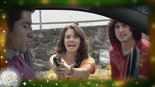 La Rosa de Guadalupe: Mara se enamora de un delincuente   Contra…
