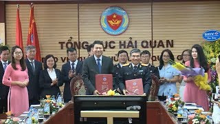 Tổng cục Hải quan ký thỏa thuận hợp tác thu ngân sách Nhà nước với các ngân hàng thương mại