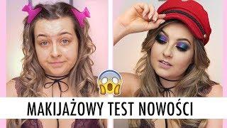 TEST NOWOŚCI - NAJPIĘKNIEJSZE PIGMENTY KAMELEONY! | lamakeupebella